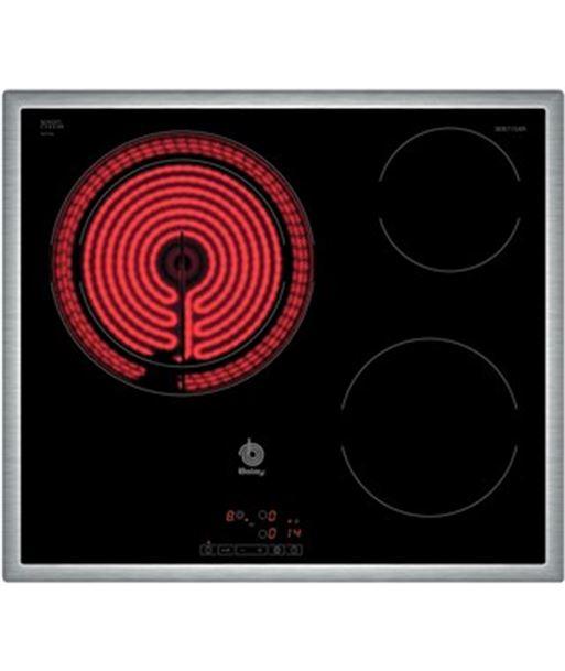Vitro independiente  Balay 3EB715XR 60cm. 3z. - 3EB715XR