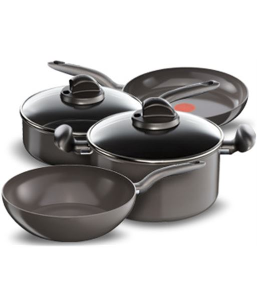 Sartén 20 cm. ceram induction Tefal c9350202 - C9350205