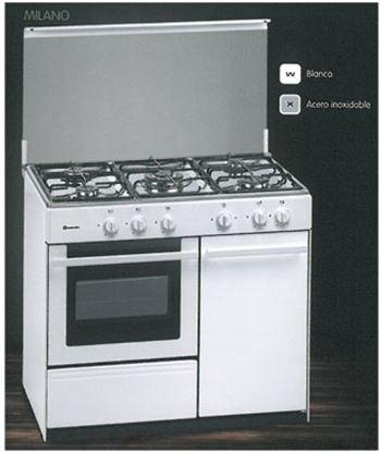 Cocina gas 5z Meireles g2950dvw (portabombona)