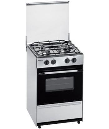 Meireles G1530DVX cocina gas 3z (1 triple) inox Cocina - G1530DVXBUT