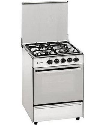 Cocina gas 3z (1 triple) Meireles G2302DVW bca.