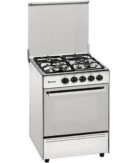 Cocina gas 3z (1 triple) Meireles G2302DVW bca. - G2302DVW