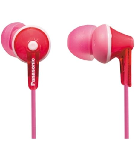 Auricular de tapon Panasonic rphje125ep rosa rphje125e_p - RPHJE125EP
