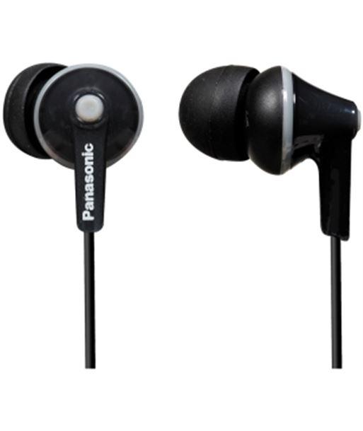 Panasonic RPHJE125EK auricular de tapon negro Auriculares - RPHJE125EK