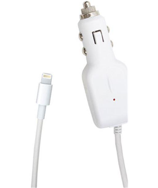 Contact cargador coche ksix blanco para iphone 5 b0914cr01 - B0914CR02