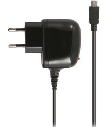 Contact cargador casa ksix negro universasl micro usb b1740cd02