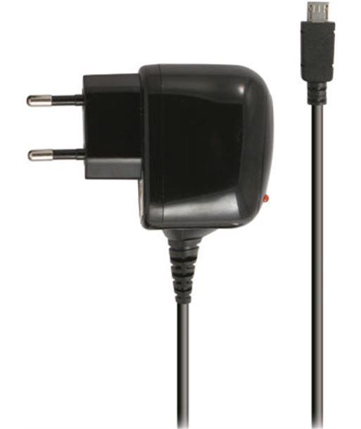 Contact cargador casa ksix negro universasl micro usb conb1740cd02 - B1740CD03