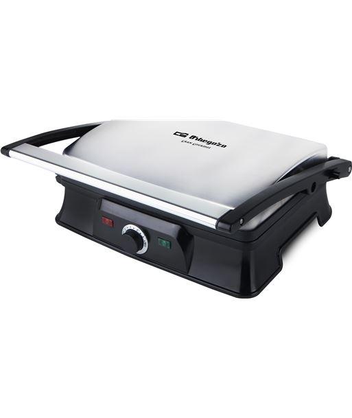 Grill inox Orbegozo gr-4600 (2.000w) ORBGR4600 - 8436044529030