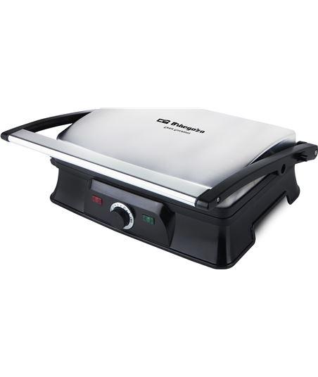 Grill inox Orbegozo gr-4600 (2.000w) GR4600 - 8436044529030