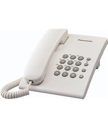Telefono Panasonic kx-ts500exwblanc KXTS500EXW Telefonía doméstica - KXTS500EXW