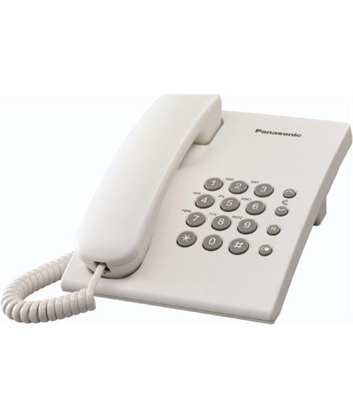 Panasonic KXTS500EXW telefono kx-ts500exwblanc Telefonía doméstica - KXTS500EXW