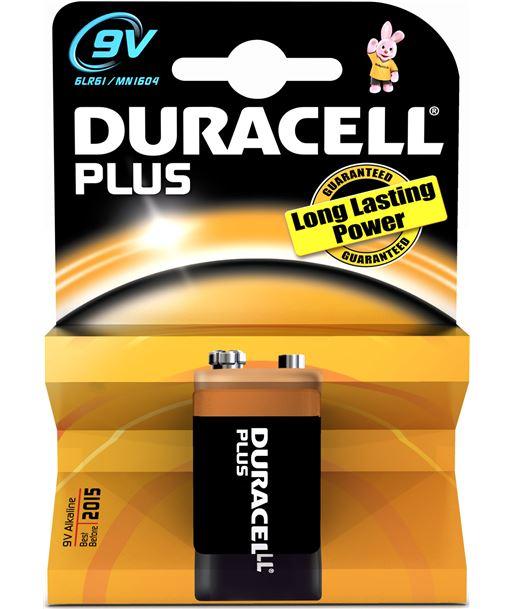 Pila alc. Duracell 9v (6f22) plus power 1kp DURMN1604K1 - 9VMN1604PLUS