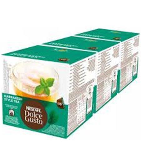 Bebida Dolce gusto marrakech tea NES12212466 Cápsulas de café - 12212466
