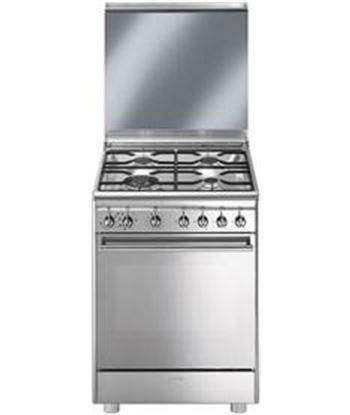 Cocina inoxidable  Smeg cx68m8-1 (60cm) CX68M81