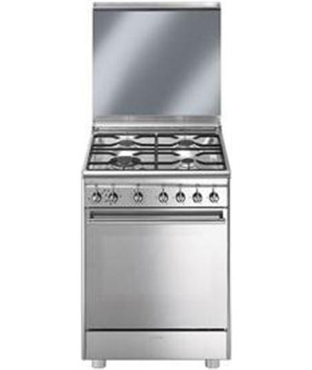 Cocina inoxidable  Smeg cx68m8-1 (60cm) CX68M81 - 8017709166625