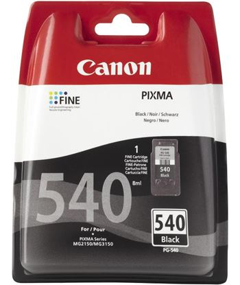 Tinta negra Canon pg540 5225B004