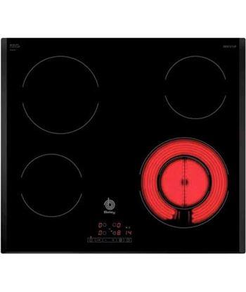 Enc. vitr. integrable  Balay 3eb721lr 60cm. 4 zonas