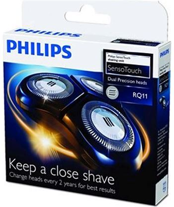 Philips-pae conjunto cortante sensotouch 2d philips rq11_50 rq11/50