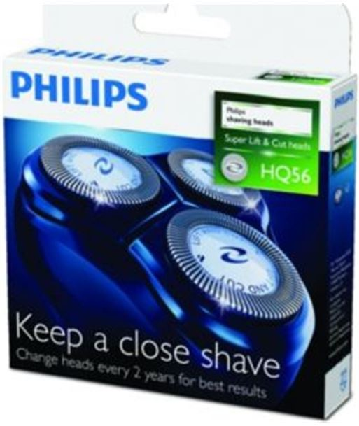 Philips-pae pack 3 conjuntos cortantes philips hq56_50 hq5650 - HQ5650