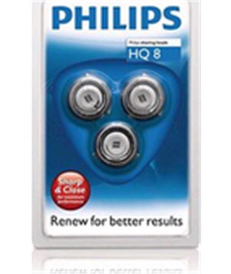 Philips-pae pack 3 conjuntos cortantes philips hq8_50 hq8/50 - HQ850