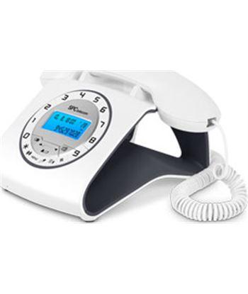 Tel. bipieza retro elegance Telecom negro 3606n
