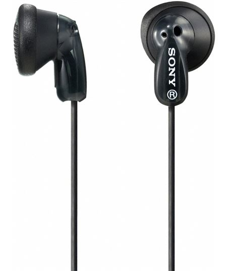 Auriculares Sony mdr-e9lpb negro (botàn) MDRE9LPBAE