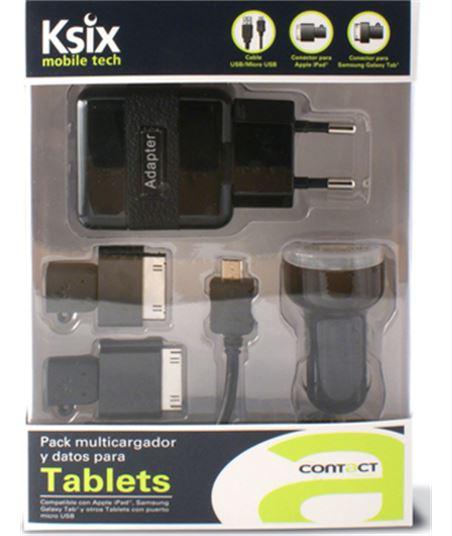 Contact pack multicargador y datos para tablets b0500crdu - B0500CRDU