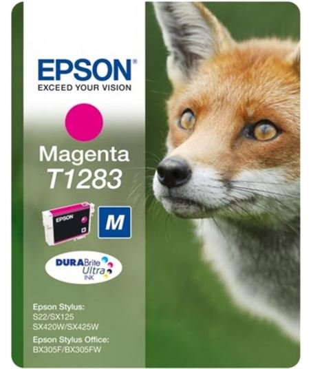 Tinta magenta Epson .1283. c13t12834011 - C13T12834010