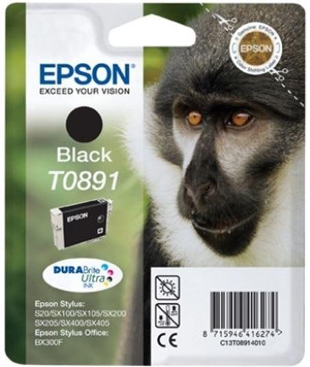 Tinta negro Epson .891. EPSC13T08914011 Perifericos y accesorios - C13T08914010