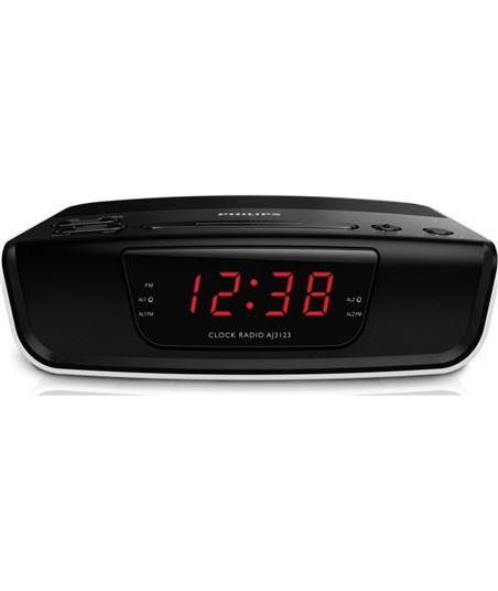Radio reloj Philips aj3123/12 - AJ312312