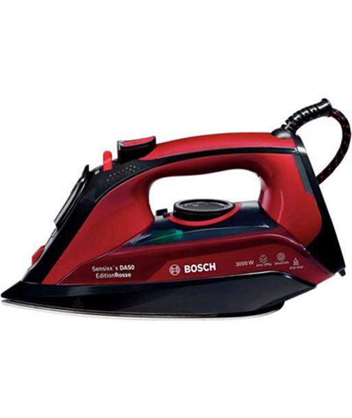 Plancha vapor Bosch TDA503001P 3000w roja - TDA503001P