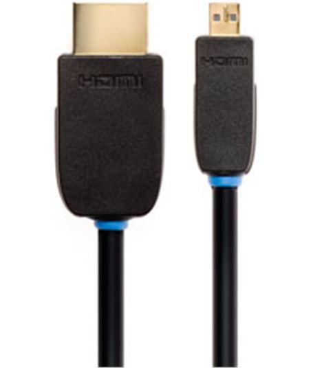Tech+link cable hdmi micro - hdmi 2 mts tech710392 - 5026271039209