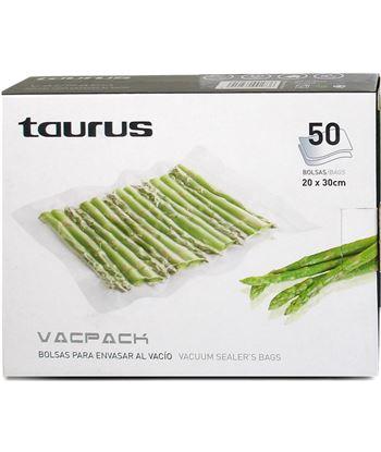 Taurus 999183 bolsas vacpack 50 u. (20 x 30 cm.) Otros - 999183