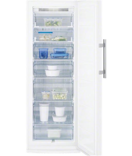 Electrolux congelador  vertical  no frost eléctrico euf2744aow (1859x595x658) - EUF2744AOW