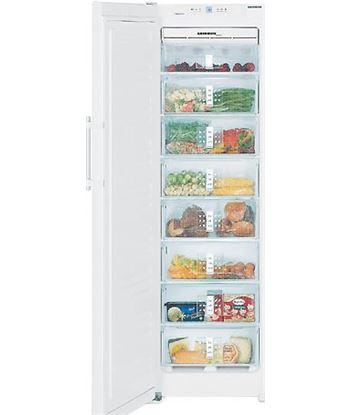 Congelador vertical no frost SGNES301024 Liebherr(185,2x60x63)ac inox