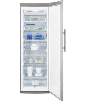 Electrolux congelador  vertical  no frost inox eléctrico euf2744aox (1859x595x658) - EUF2744AOX