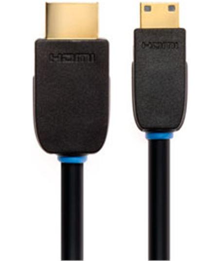 Tech+link hdmi mini (m)- hdmi (m) 2m nx2 tech710412 - 5026271041202
