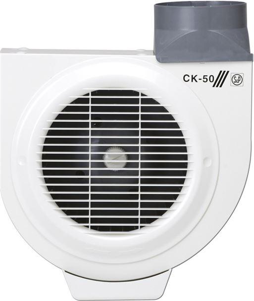 Soler 16936 extractor centrifugo s & p - ck-50 Campanas convencionales - 8413893010995