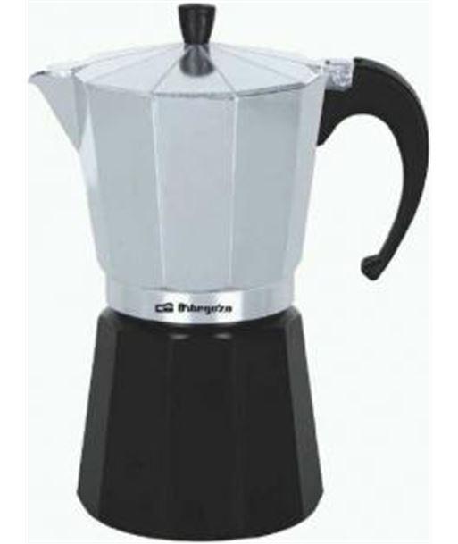 Cafetera aluminio Orbegozo kfm230 2 tazas ORBKFM230 - 8436044526329