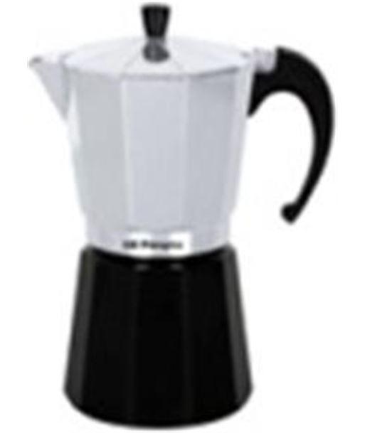 Cafetera aluminio Orbegozo KFM630 6 tazas Cafeteras - 8436044526343