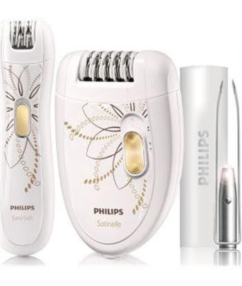 Philips-pae pack promocional depiladora philips hp-6540/00 phihp6540_00