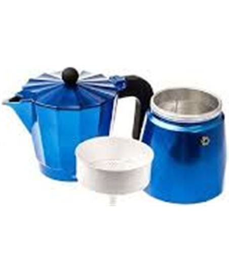 Cafetera Oroley blue induction 9 tazas 215060400