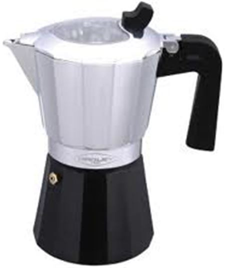 Cafetera aluminio Oroley 6 tazas inducciàn 215050300 - 215050300