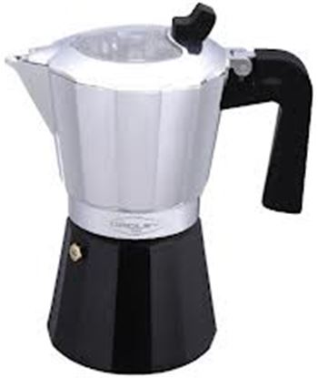 Cafetera aluminio Oroley 9 tazas inducciàn 215050400