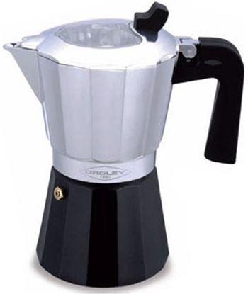 Cafetera aluminio Oroley 12 tazas inducciàn 215050500 - 8413956950336