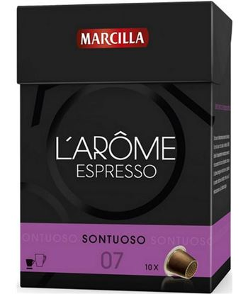 Marcilla caf? l' arome expresso suntuoso (10 uds) 4028358