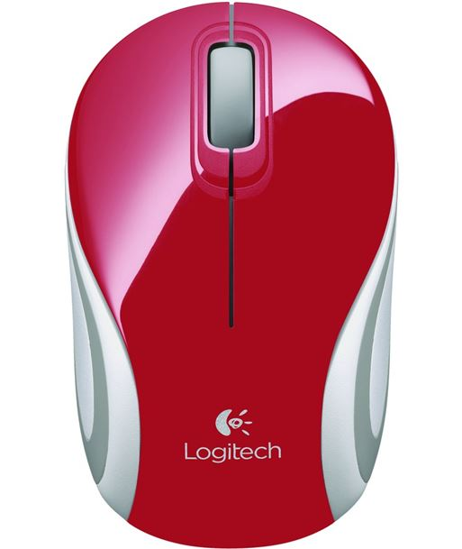 Ratàn mini inalµmbrico Logitech m187 rojo LOG910002732 - 5099206032194