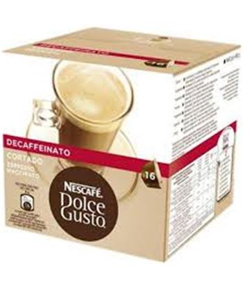 Bebida Dolce gusto cortado descafeinado 12213078 Cápsulas de café - 12165917