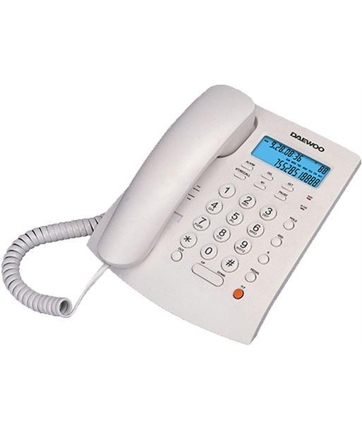 Tel bipieza Daewoo dtc-310 blanco (manos libres) dw0047 - DW0047