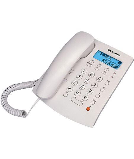 Tel bipieza Daewoo dtc-310 blanco (manos libres) DTC310 - 8412765702013
